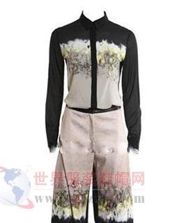 2014年秋冬女装流行趋势 大自然素材为重
