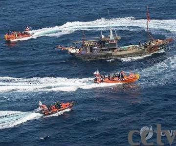 中国渔民遭韩国海警方盘查身亡  左侧腹部有子弹
