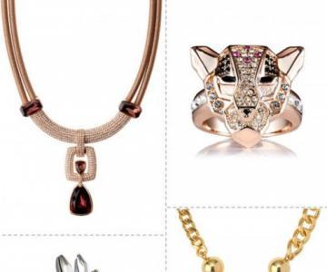 礼服大师初次尝试珠宝设计 推出首款秋冬野猫头图案系列