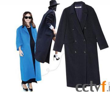 回头率高的冬日风尚长款大衣 你可以这么美
