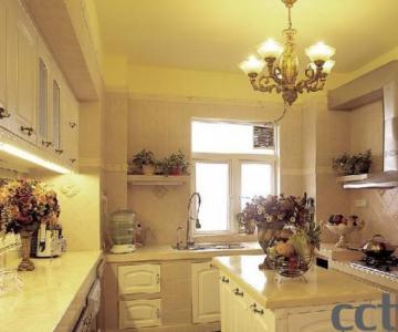 二手房设计厨房装修 从三点考虑全面