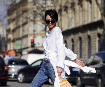 时尚百搭露脚踝搭配法 性感文艺帅气均可