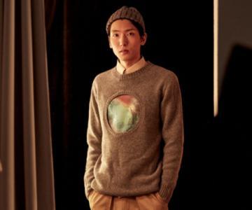 韩国男装品牌BOOK ON THE PARK推出2016F/W秋冬系列