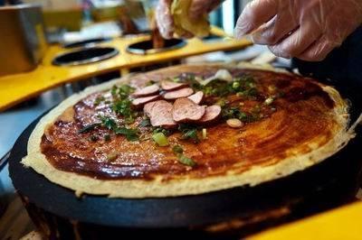 中国煎饼成纽约爆款 盘点海外热捧的中国美食