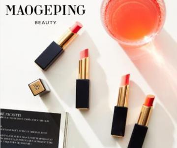 工作太忙没时间旅游? MAOGEPING全新魅色柔缎唇膏让你的彩妆去旅游