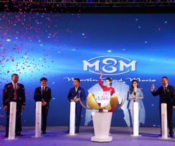 时刻为你而美·M&M品牌发布会盛大召开 打造中国化妆品第一平台