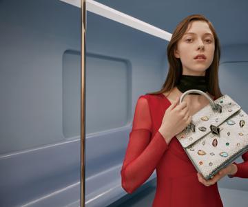DISSONA迪桑娜冬季广告大片 全新定义女性秋冬姿态
