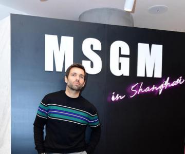 MSGM中国全新上海芮欧店开幕