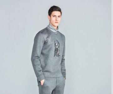法国时尚男装AUTASON BLACK引领男生摩登时代
