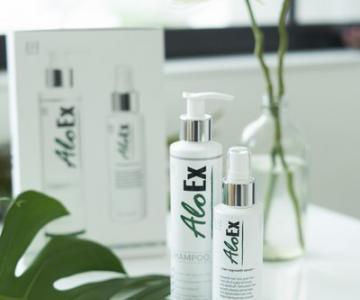 泰国AloEx萌发水:不要忽视头发异常或过度脱落