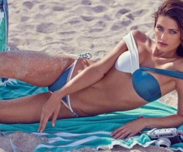 大饱眼福!超模Isabeli Fontana泳装时尚大片性感爆棚