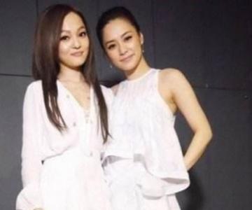 张韶涵遗憾没参加阿娇婚礼 感谢对方一直以来的陪伴!