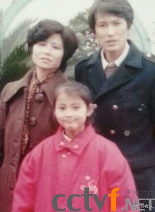 袁弘为张歆艺庆生  从小美到大啊!