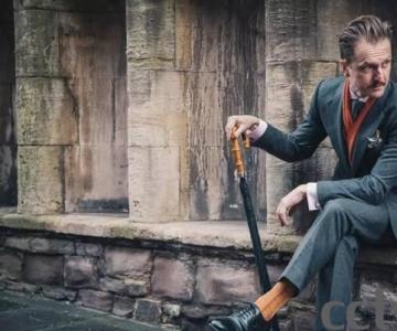 顶级伞-英国绅士的时尚权杖