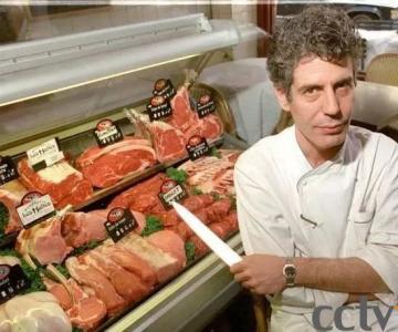 安东尼波登自杀  一位著名的传奇名厨!