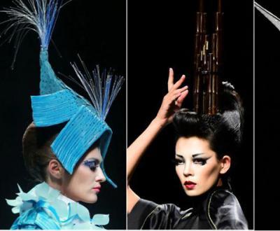 毛戈平那些惊艳时装周的中式新古典彩妆