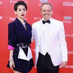 上海国际电影节金爵奖揭晓 群星齐聚宝格丽闭幕派对