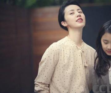 黄磊掌镜为孙莉多多拍照 母女俩颜值超高好似姐妹