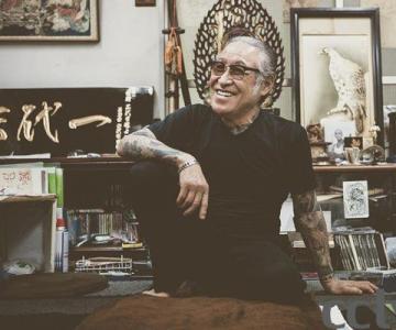 用心执笔,向梦致敬——世界第一的刺青大师三代目雕佑西精美手绘稿首次登陆中国
