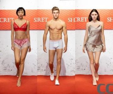 """专属 才是""""秘密""""  SHANGHAI's SECRET品牌首次揭秘预览发布"""