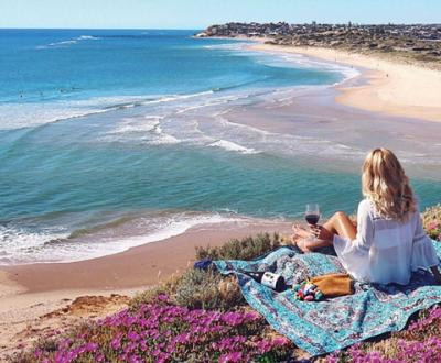 在南半球最美的季节,喝一杯地道的南澳大利亚葡萄酒