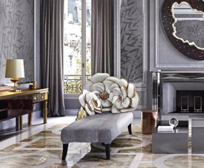 """最好的遇见丨进口家具的温柔一面,源于""""她""""的设计灵感"""