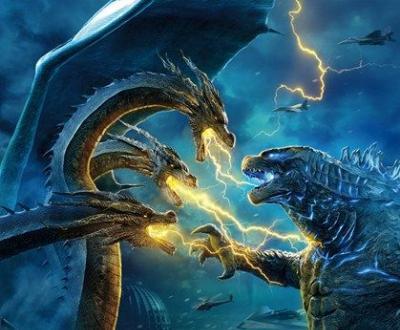 """《哥斯拉2:怪兽之王》即将震撼上映 六大看点解锁""""最佳怪兽片"""""""