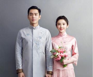张若昀和唐艺昕结婚,而我最爱的还是她的少女感!