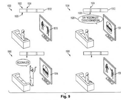 索尼申请趣味专利,说广告名就可以跳过广告!
