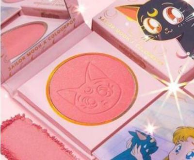 美少女战士联名彩妆即将发售 动画中的妆容才是心中的梦