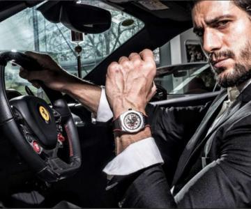 邂逅您举手投足间的绅情——布加迪手表
