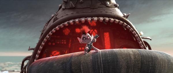 《魔发精灵2》发布终极预告 摇滚乐硬核称霸 开启世界大乱斗!