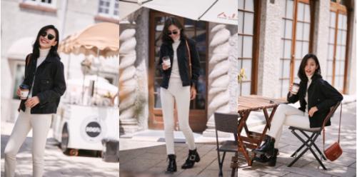 IT Girl和一众时尚达人演绎优衣库时尚外套,出彩风格不设限