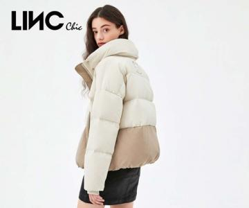 羽绒服即将登场,LINC金羽杰让你这个冬天美美哒!