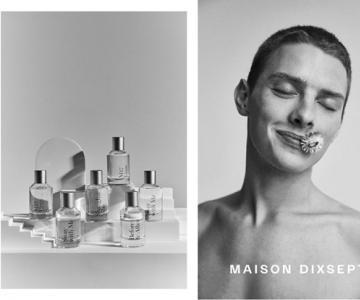 """艺术香氛品牌MAISON DIXSEPT全新上线,诚邀 """"寻香者""""开启打破常规的寻香之旅"""