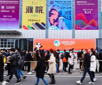 出征上海,惊艳全球!时尚濮院再次吸引国际目光