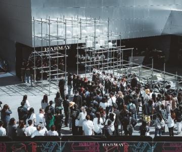 作为一家美妆店的HARMAY話梅,何以成为城市新地标?