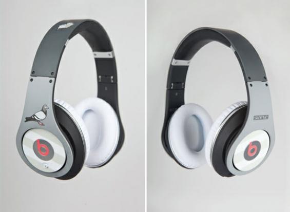Beats By Dr.Dre携手Staple推出头戴式耳机