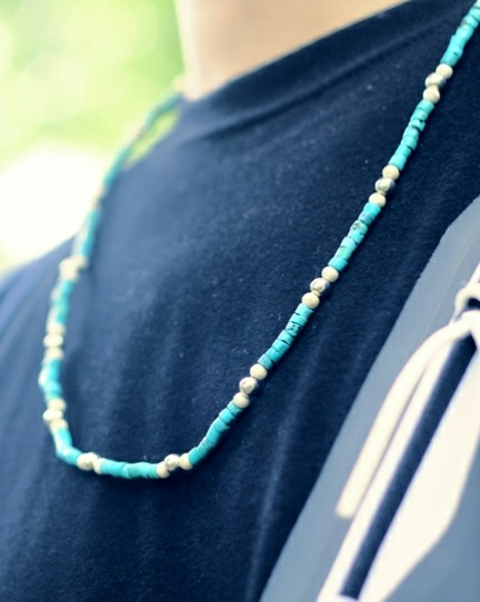 VISIBLE玛瑙项链/手链装扮夏日不单调