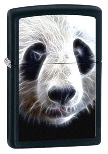 Zippo新品熊熊猫猫打火机