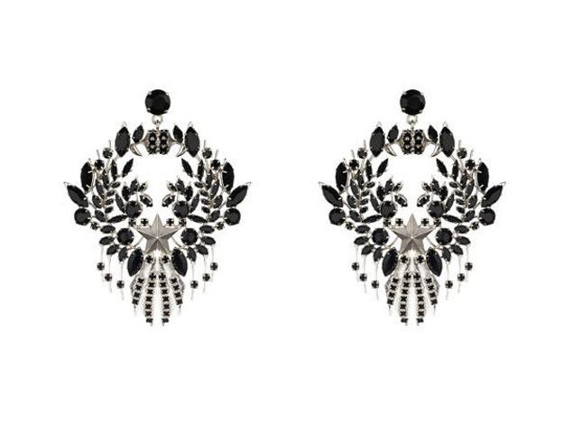 纪梵希Givenchy哥特式魔力珠宝 再掀朋克风